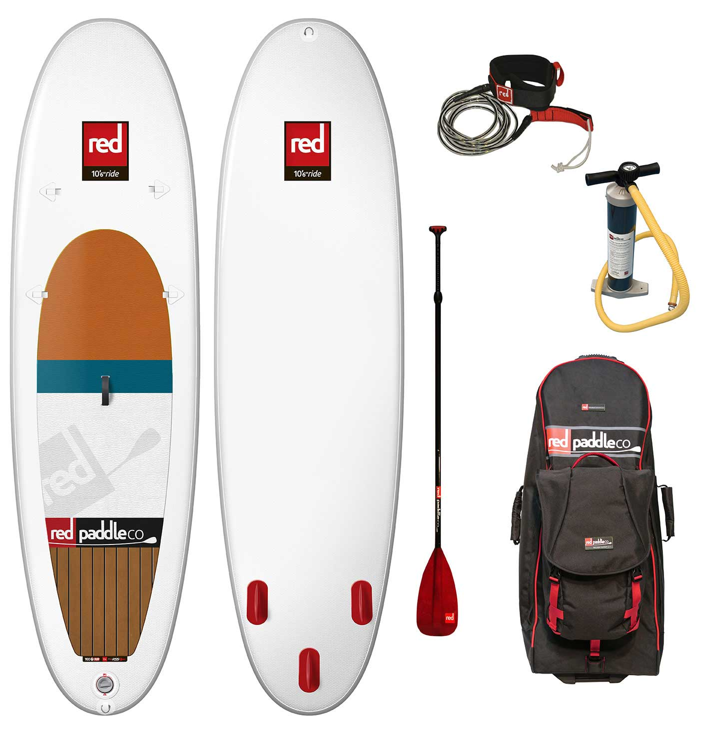 Location Stand Up paddle Red Paddle Europe Rent-Sup